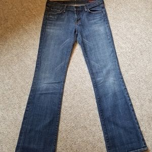 Citizens of Humanity Kelly #001 low-waist bootcut